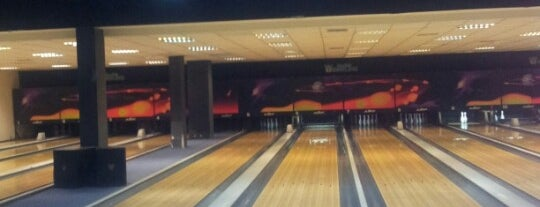 Seaside Bowling is one of Locais curtidos por Safa Burak.