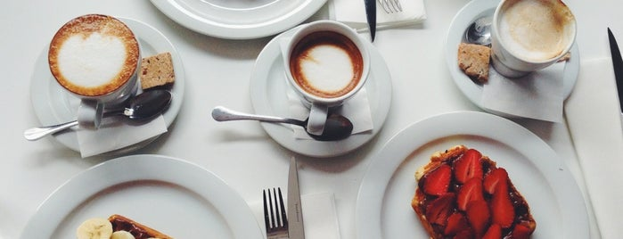 Avgustin Waffle & Ice is one of Kafe-barovi Beograda.