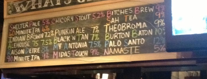 Dogfish Head Alehouse is one of DC-Metro To Try.