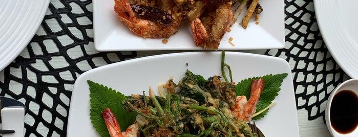 Costa Seafood is one of Lugares favoritos de Valeria.