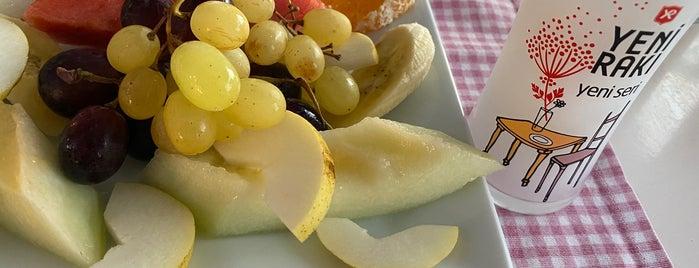 Raja Et Balık Restaurant is one of Gizem'in Beğendiği Mekanlar.