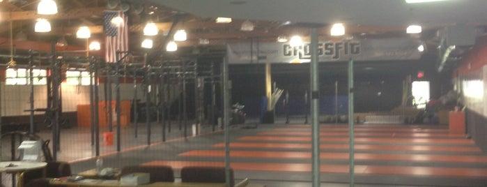 CrossFit Nassau is one of Tempat yang Disukai Sean.