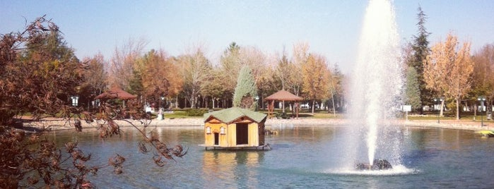 Kozağaç Parkı is one of Mustafa 님이 좋아한 장소.
