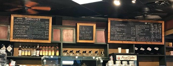 Fresh Start Coffee Co. is one of Posti che sono piaciuti a Anna.