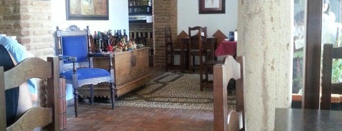 Mesón El Sacristán is one of Restaurantes.