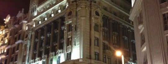 Tryp Cibeles is one of Hoteles en España.
