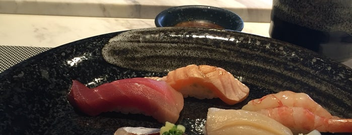 Sushi Tsuraku is one of tasting menu hk.