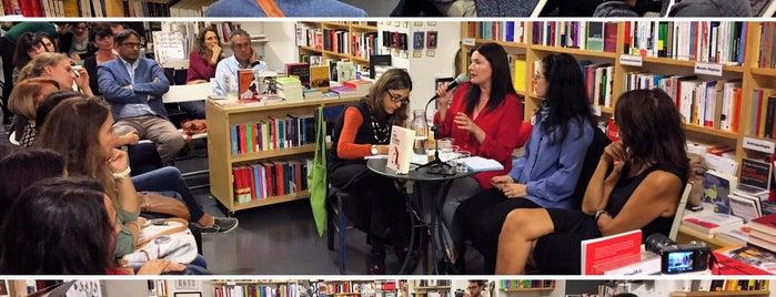 Libreria Assaggi is one of Posti salvati di Katya.