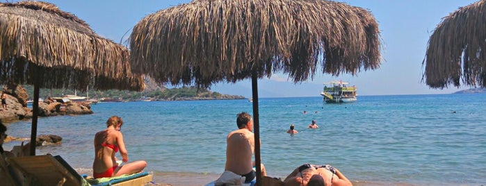 Gemiler Koyu is one of South-West of Turkey.