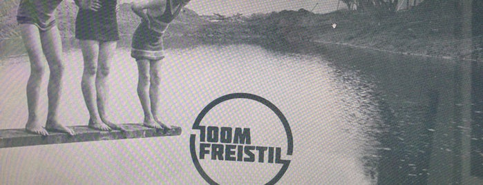 100M FREISTIL is one of Posti che sono piaciuti a Björn.