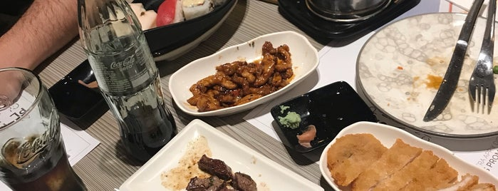 Sumo Restaurante is one of Paさんのお気に入りスポット.