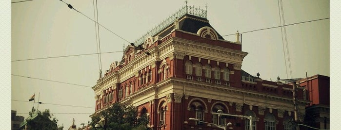 Writers' Building is one of Incredible India.