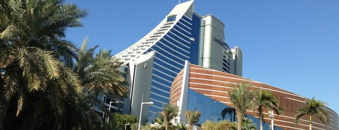 Jumeirah Beach Hotel is one of #myhints4Dubai.