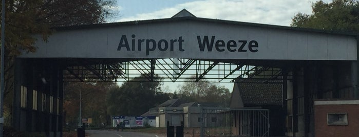 Airport Weeze (NRN) is one of Places - Airports.