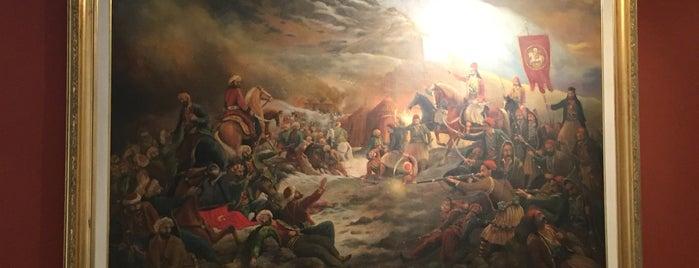Λαογραφικό Μουσείο Αράχωβας / Arachova's Cultural Museum is one of Arachova1.