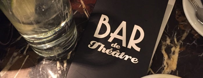 Bar de Theâtre is one of drinks.