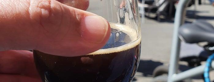 Spike Brewery is one of Orte, die Simon gefallen.