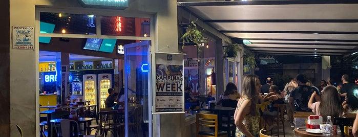 Brexó Bar e Cozinha is one of Orte, die Nilson gefallen.