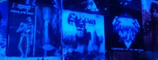 Lemmy is one of Garitos de Rock (Madrid).