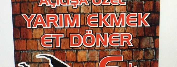 mETin KASAP is one of สถานที่ที่บันทึกไว้ของ Emre.