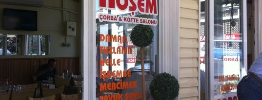 Köşem Çorba & Köfte Salonu is one of KIRKLARELİ.
