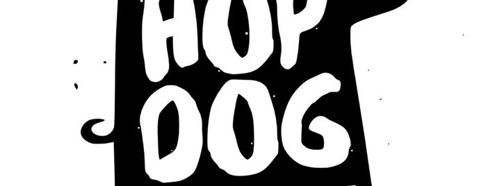 HopDog is one of München Bars.
