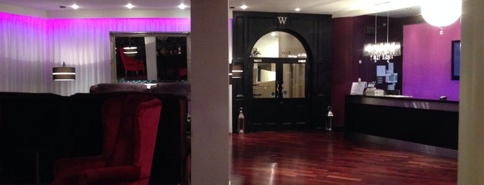 Waterfoot Hotel is one of Posti che sono piaciuti a Dipexa.