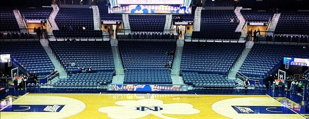 Joyce Athletic Center is one of NCAA Division I Basketball Arenas/Venues.