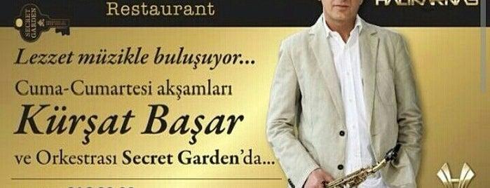 Secret Garden is one of Posti salvati di Jale.
