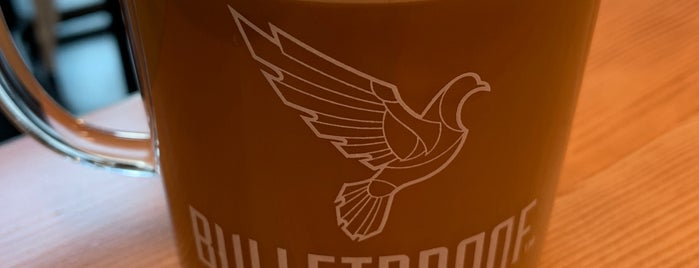 Bulletproof Coffee is one of Seattle.