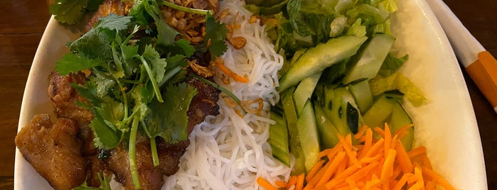 Bambuza Vietnam Kitchen is one of USA 🇺🇸.