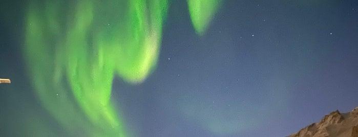 Longyearbyen is one of Posti che sono piaciuti a Christian.