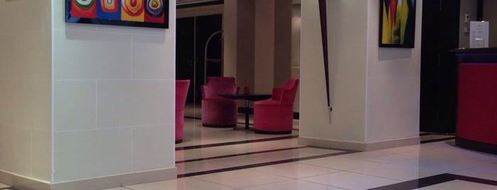 Hotel Park Lane Paris is one of Christine : понравившиеся места.