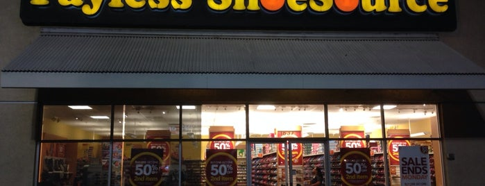Payless ShoeSource is one of ADAC Vorteile, USA.