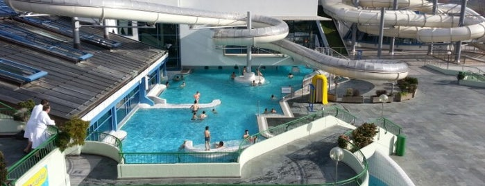 Therme Loipersdorf is one of Terme, Therme, Термы.