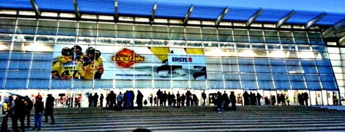 Erste Bank Arena is one of Tempat yang Disukai Cem.
