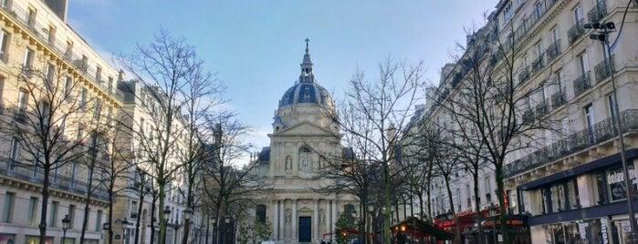 Tabac de la Sorbonne is one of Lugares favoritos de Kay.