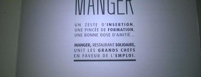 Manger is one of PARIS - Food.