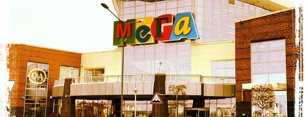 МЕГА Химки is one of TOP-100: Торговые центры Москвы.