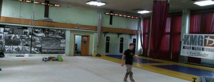 Крав Мага - Санкт-петербургский центр is one of Lieux qui ont plu à Сергей.