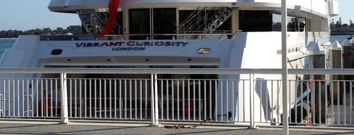 Harbor Excursions is one of San Diego Wish List.