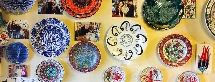 Rumi Çini & Sanat Evi is one of Quickie Konya.