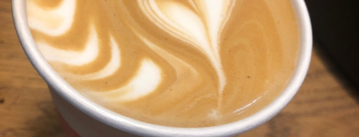 New York's Best Coffee Shops - Manhattan