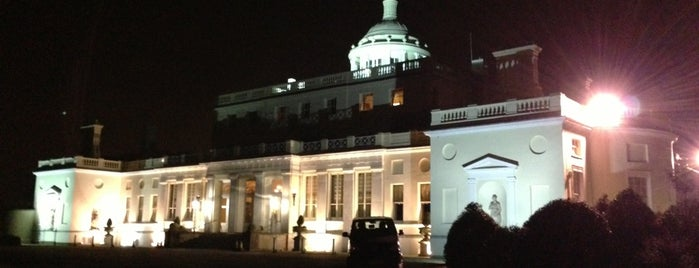 Stoke Park Country Club, Spa & Hotel is one of London.