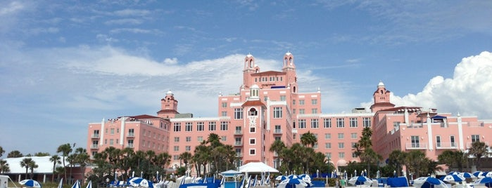 Don CeSar Beach is one of My Beaches.