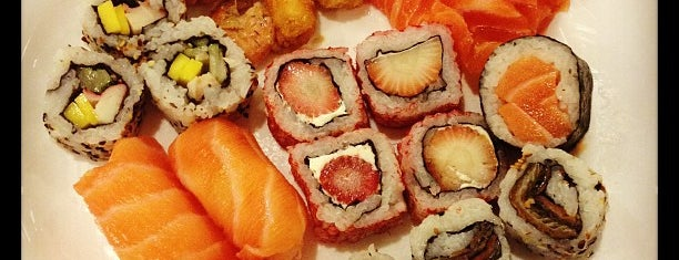 Max Sushi is one of Food.