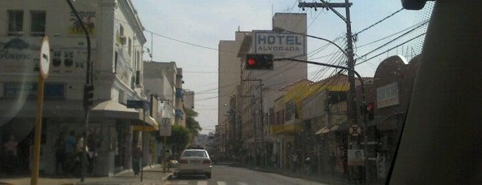 Centro is one of mara.