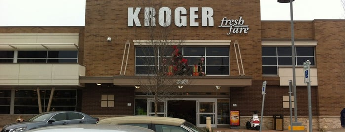 Kroger is one of Chrisさんのお気に入りスポット.