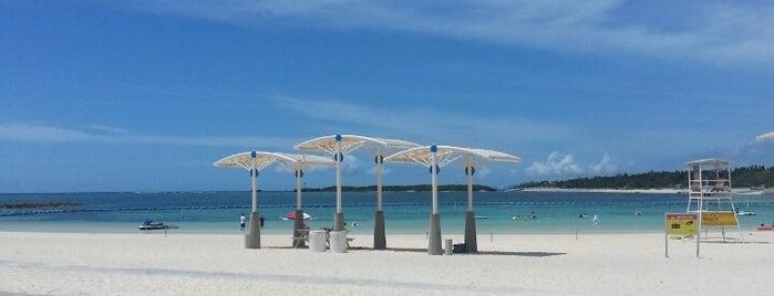 Emerald Beach is one of Okinawa.