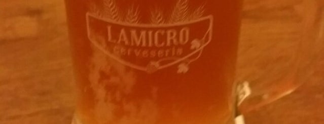 La Micro Cerveseria is one of Barcelona Craft Beer.